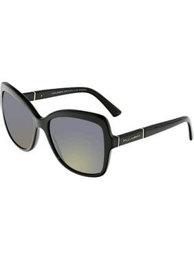 a5e23ffa0a4 Product Image Dolce   Gabbana Women s Gradient DG4244-501 T3-57 Black  Square Sunglasses