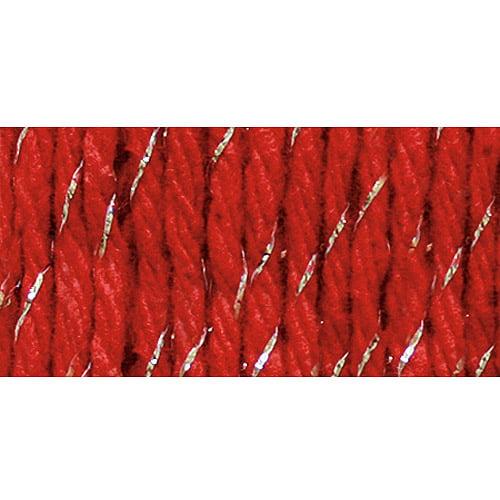 Bernat Handicrafter Holidays Sparkle Christmas Yarn