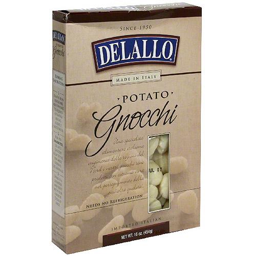 DeLallo Potato Gnocchi, 16 oz (Pack of 12)