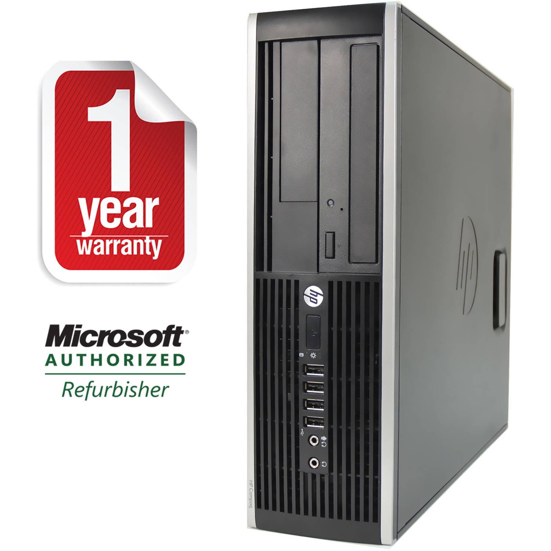 Refurbished HP Compaq 6000-SFF WA2-0272 Desktop PC with Intel Core 2 Duo  Processor, 4GB Memory, 160GB Hard Drive and Windows 10 Home - Walmart.com
