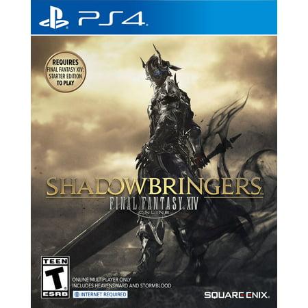 Final Fantasy XIV: Shadowbringers, Square Enix, PlayStation 4,