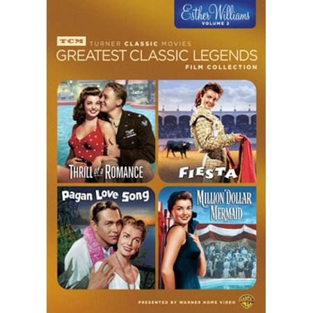 TCM Greatest Classic Films: Esther Williams Volume 2 (DVD) for $<!---->