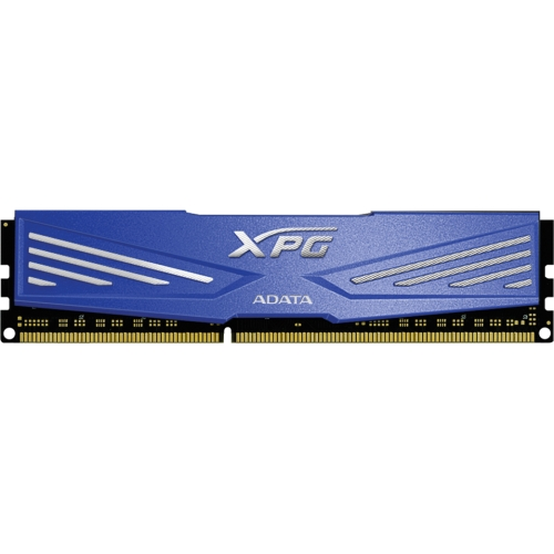 A-DATA TECHNOLOGY (USA) CO., L AX3U1600W4G11-DD ADATA XPG V1.0 8GB DESKTOP MEMORY - DDR3 1600, 2 X 4GB, BLUE - AX3U160
