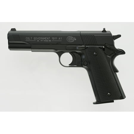 Umarex Colt Government 1911 A1 German Made Pellet Pistol, .177 cal, 425 (Best 40 Cal Pistol)