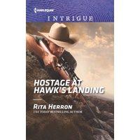 Badge of Justice: Hostage at Hawk's Landing (Paperback)