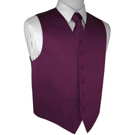 Italian Design, Men's Tuxedo Vest, Tie & Hankie Set - Sangria](Halloween Sangria Punch)