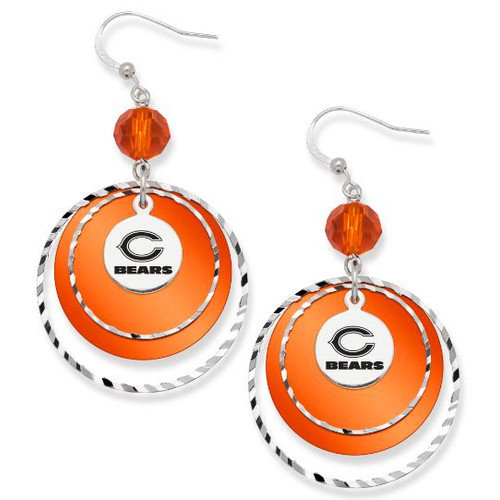 LogoArt NFL Game Day Earrings