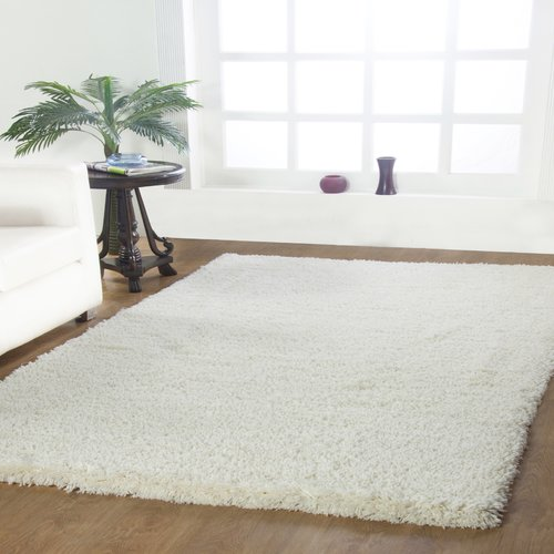 Affinity Linens Affinity Hand-woven Cream Area Rug