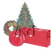 Upright Christmas Tree Storage Bag With Wheels