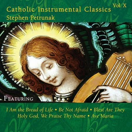 Catholic Instrumental Music - Catholic Instrumental Classics, Vol. 10 (CD)