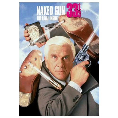Naked Gun 33 1/3: The Final Insult (1994)