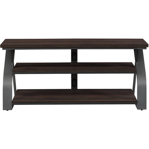 Bell O 50 Umber Oak Tv Stand With Mount For Tv S Up To 75