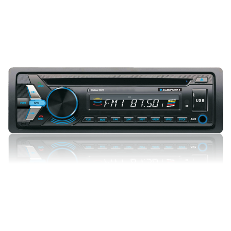 Blaupunkt Single Din Car Stereo CD and MP3 Receiver