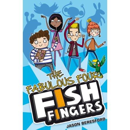 Fish Flingers (The Fabulous Four Fish Fingers)