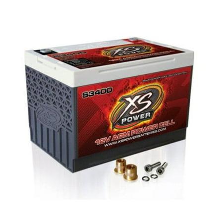 Xs Power S3400 12V Bci Group 34 Agm Star