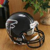 (Atlanta Falcons Replica Mini Helmet)