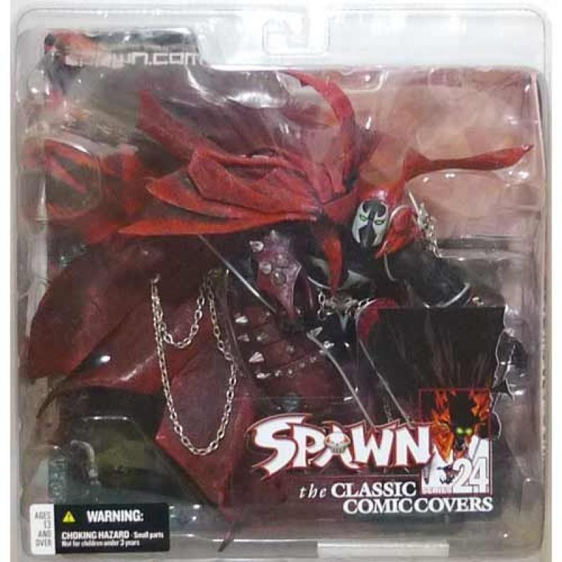 MOCCA Museum Spawn Retrospective Spawn #1 Postcard Signed by Todd McFarlane by