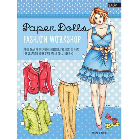 Paper Dolls Fashion Workshop