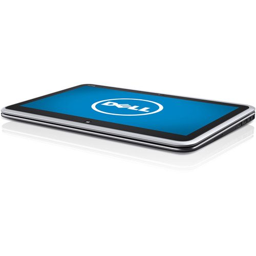 """Dell Carbon Fiber 12.5"""" XPS 12 Laptop PC with Intel Core i5-3317U Processor, Touchscreen, 4GB Memory, 128GB Solid State Drive and Windows 8"""