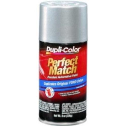 Krylon BFM0236 Perfect Match Automotive Paint, Ford Silver Charcoal Metallic, 8 Oz Aerosol Can