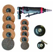 Astro Pneumatic 228 Composite Angle Die Grinder Surface Prep Kit