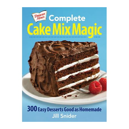 Duncan Hines Complete Cake Mix Magic : 300 Easy Desserts Good as Homemade](Homemade Halloween Desserts)