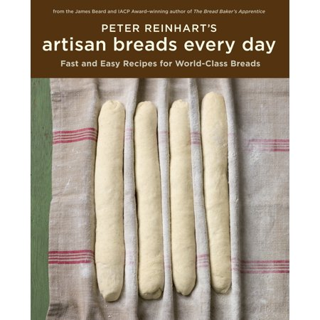 Peter Reinhart's Artisan Breads Every Day : Fast and Easy Recipes for World-Class Breads - Halloween Bread Bones Recipe