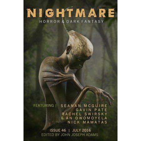 Nightmare Magazine, Issue 46 (July 2016) - eBook (Make Magazine Halloween Issue)