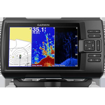 STRIKER™ Plus 7cv, U.S. with transducer