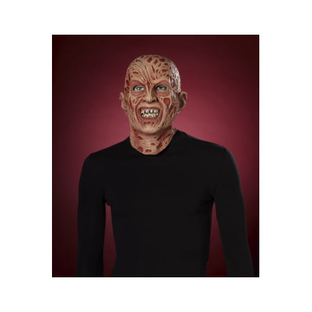 FREDDY LATEX ADULT MASK - Foam Latex Mask