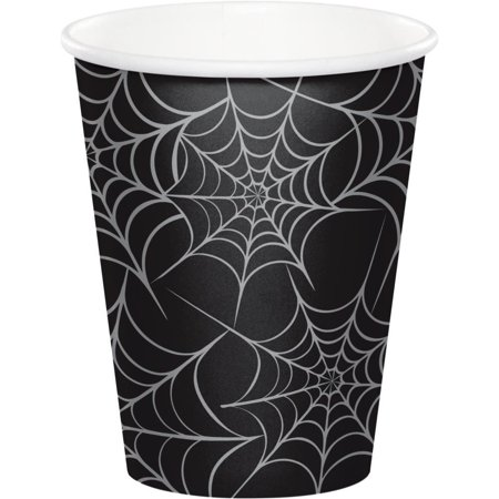 Creative Converting Halloween Hot/Cold Paper Cups 9 Oz., 8 - Creative Names For Halloween Drinks