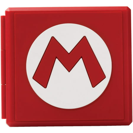 PowerA Game Card Case for Nintendo Switch - Mario (M Symbol) ()