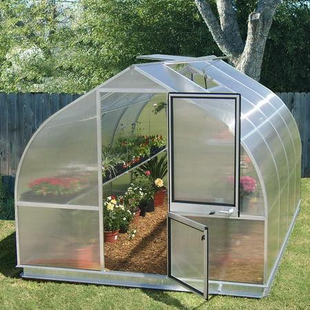 Hoklartherm RIGA IV 9.6 x 14-Foot Greenhouse Kit ShopFest Money Saver