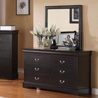 Standard Furniture Lewiston 6 Drawer Dresser