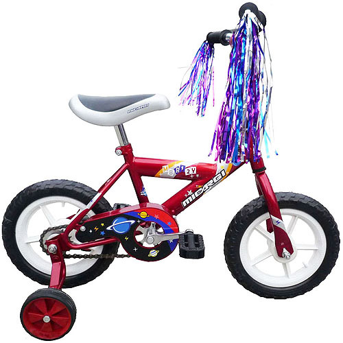 "12"" Micargi Boys' BMX Bike, Red"