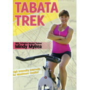 MINDY MYLREA-TABATA TREK CYCLING (DVD) (DVD)
