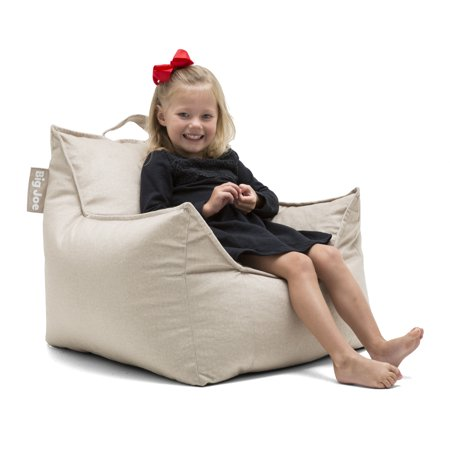 Fabulous Big Joe Kids Mitten Bean Bag Chair Multiple Colors Inzonedesignstudio Interior Chair Design Inzonedesignstudiocom