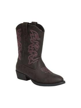 Children's Deer Stags Ranch Western Boot