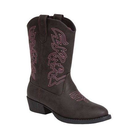 Children's Deer Stags Ranch Western Boot - Kids Harley Boots