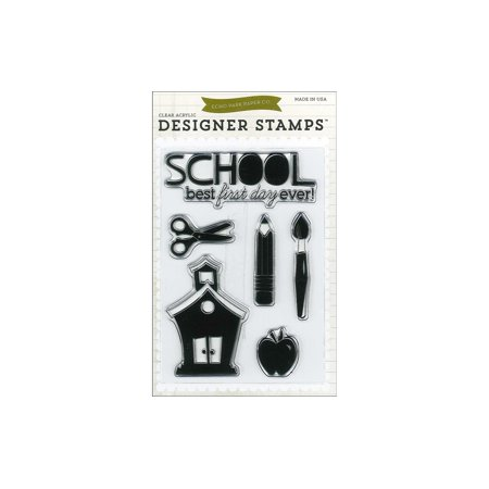 Echo Park Stamp Back-To-School - image 1 of 3