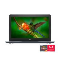 Dell Inspiron 15 5000 (5575) Laptop, 15.6'', AMD Ryzen 5 2500U with Radeon Vega8 Graphics, 4GB RAM, 1TB HDD, Windows 10 Home, i5575-A410BLU-PUS (Google Classroom Compatible)