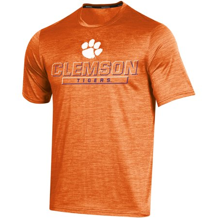 Men's Russell Orange Clemson Tigers Synthetic Impact T-Shirt