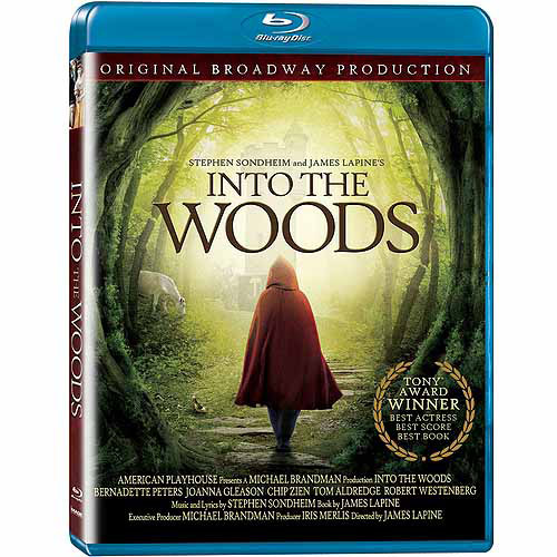 Into The Woods: Stephen Sondheim (Blu-ray) (Full Frame)