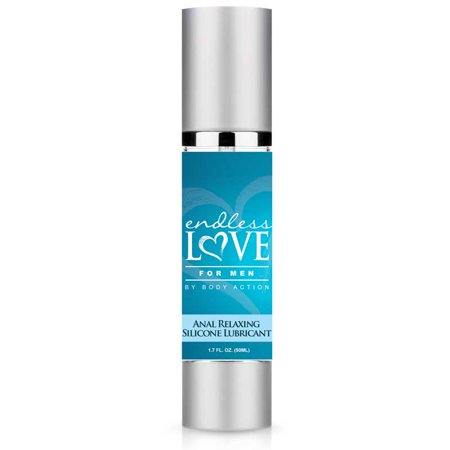 Endless Love for Men Anal Desensitizing Personal Lubricant - 1.7