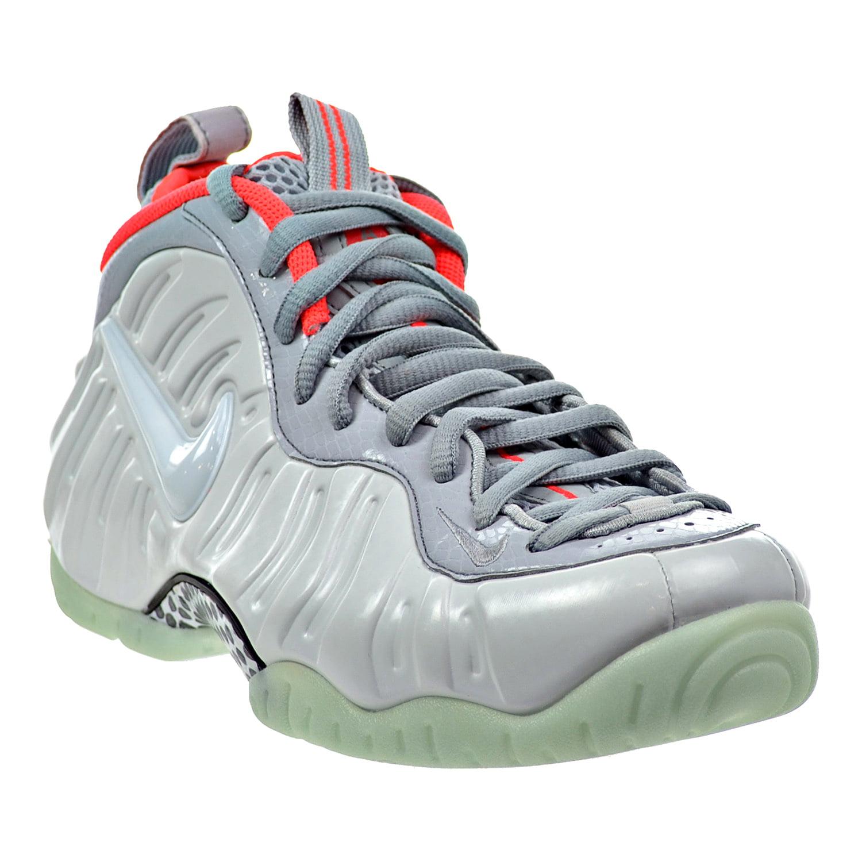 Nike Air Foamposite Pro Premium Men's Shoes Pure Platinum/Wolf Grey616750-003