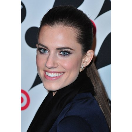 Allison Williams At Arrivals For Target  Neiman Marcus Holiday Collection Launch Party 530 Fifth Avenue New York Ny November 28 2012 Photo By Gregorio T Binuyaeverett Collection Photo Print