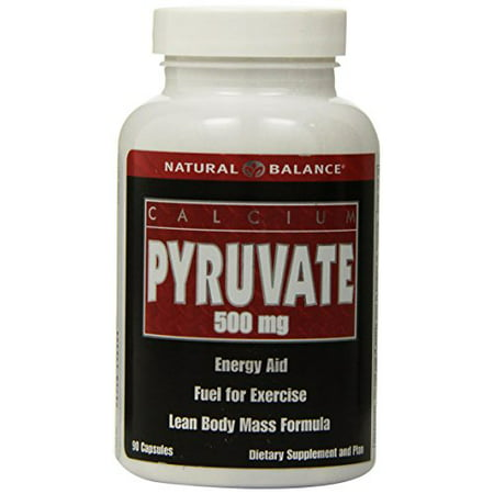 What is calcium pyruvate?