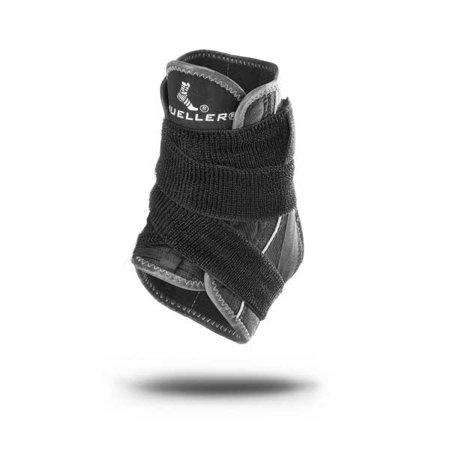 Mueller Hg80 Ankle Brace - Mueller Hg80 Premium Soft Shell Ankle Brace - Medium