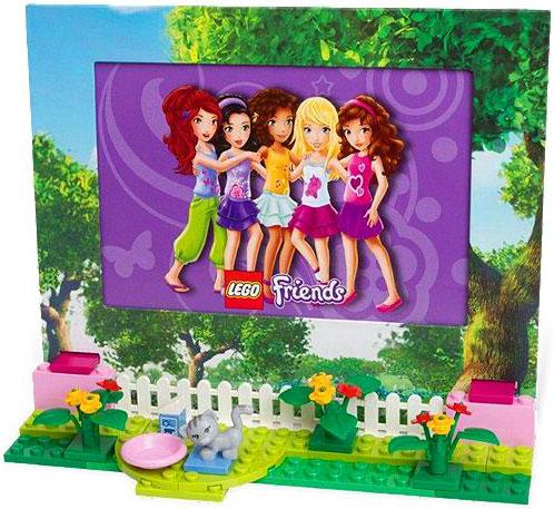 Friends Picture Frame Set LEGO 853393