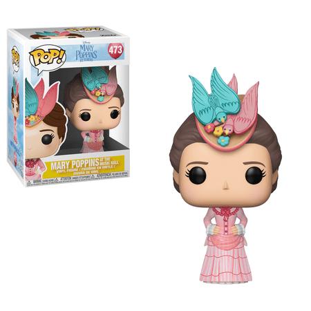 Funko POP! Disney: Mary Poppins - Mary (Pink Dress) for $<!---->